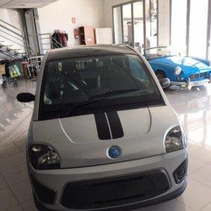 Microcar Dué First GT