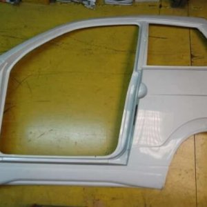 Panel lateral Ligier X-Too